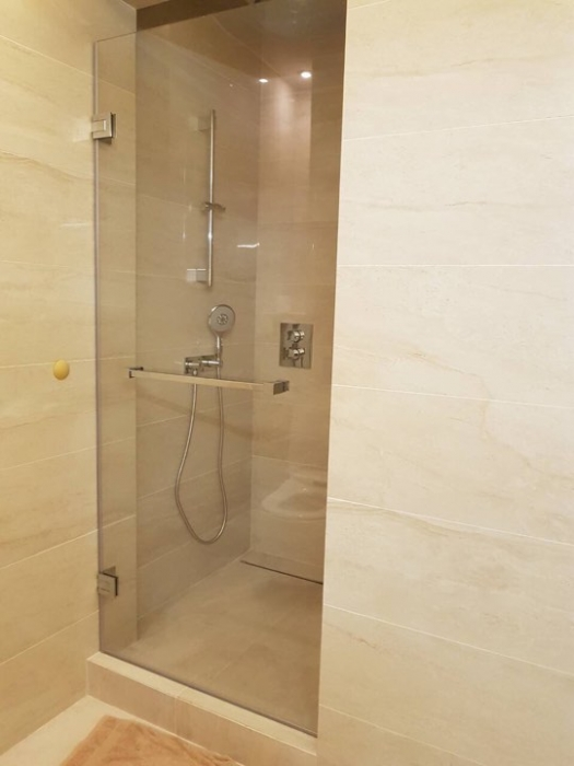 Openable glass shower cabins, prices - Еуроглас София