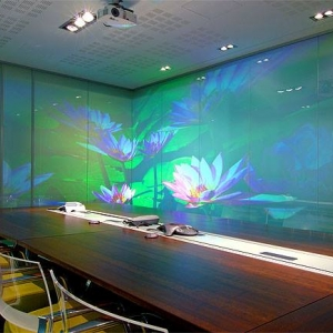 Glass for interiors - decorative glass